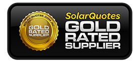 Gold Rated Solar Supplier
